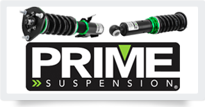 Prime by Fortune Auto coilover suspension kit