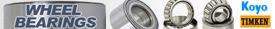 1986 1987 1988 1989 1990 1991 1992 Mazda RX7 wheel bearing